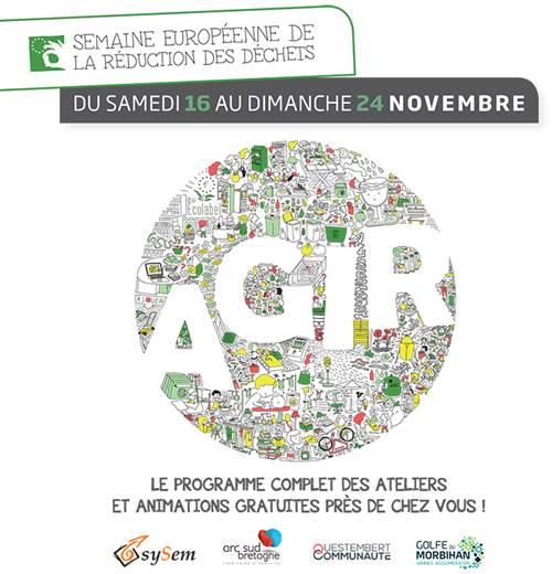 Semaine de réduction des déchets - Pays de Questembert