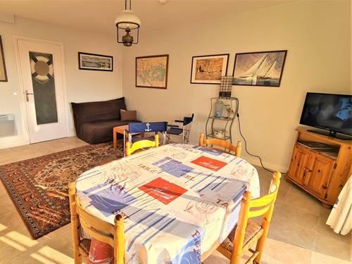 Quiberon - 2 rooms apartment - 42m² - quiet area