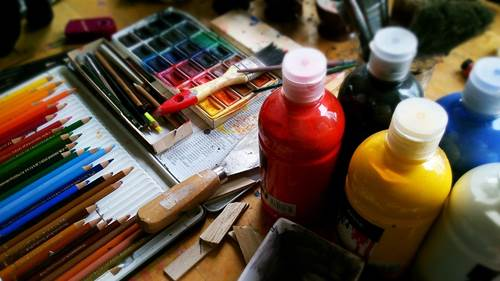 Exposition : Palettes de Rhuys