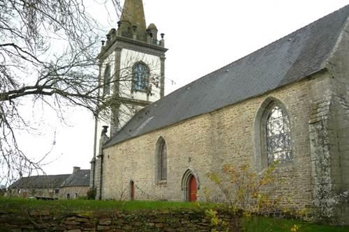 Chapelle Notre-Dame de Crénénan