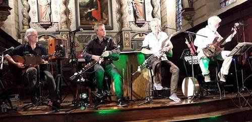 Festival des chapelles 2021 - #2 : Hilenn Quartet