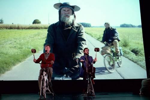 Dans la Peau de Don Quichotte / Compagnie La Corderie