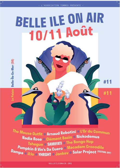 Festival Belle Ile On Air