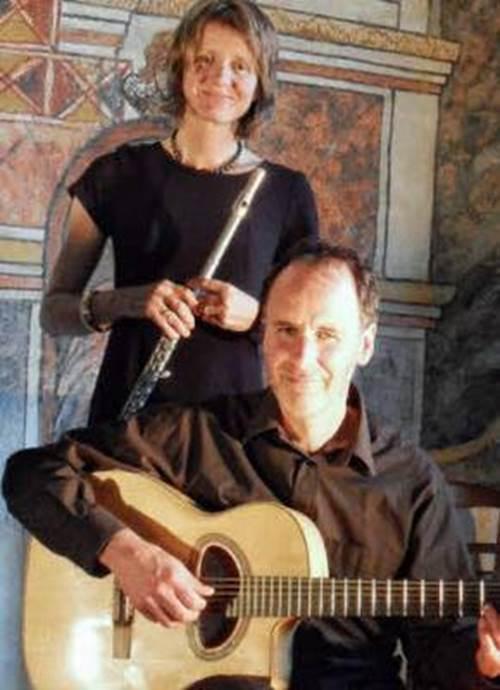 Concert Duo Arrin  - chapelle St Michel