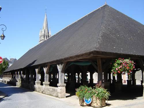 Halles de Questembert
