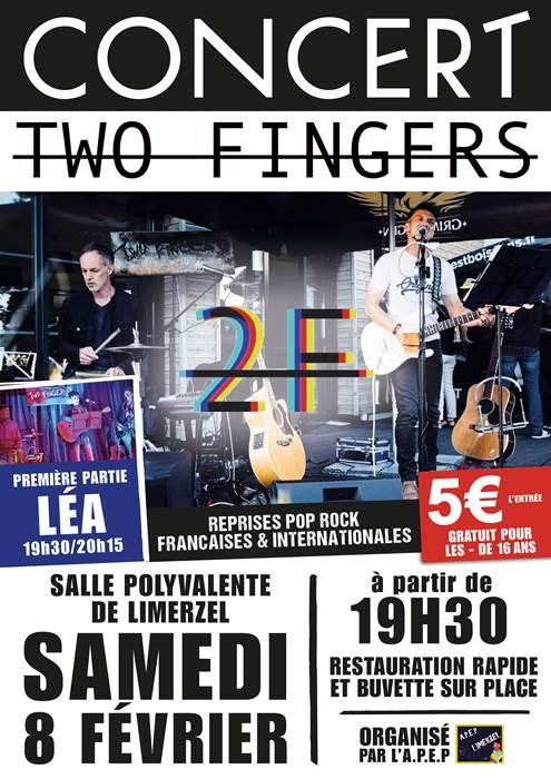 Concert des Two Fingers