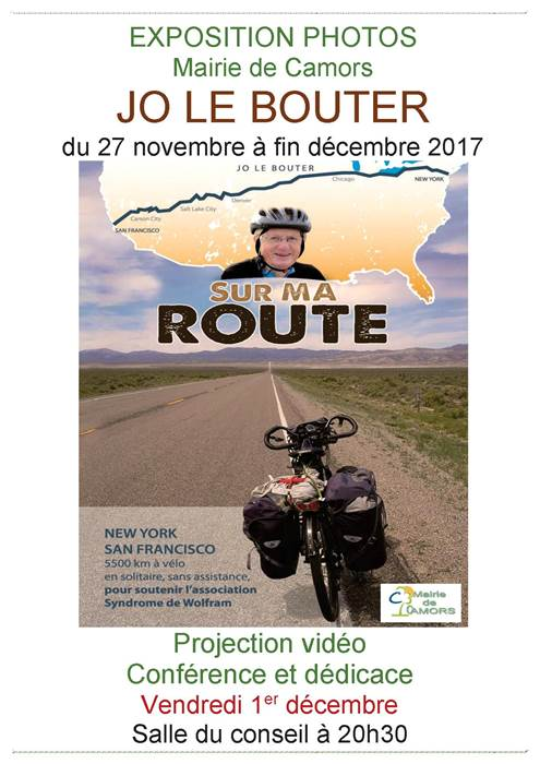 Photo exhibition of Jo Le Bouter