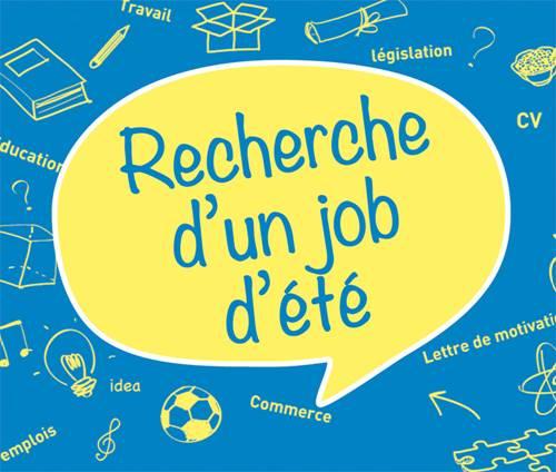 Atelier d'information sur la recherche d'un job d'été