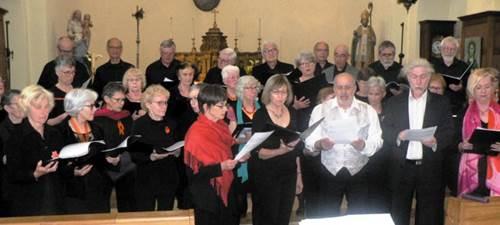 Concert de la Chorale Sylvia