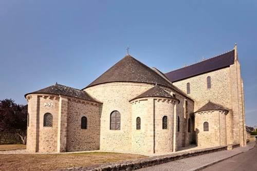 Récital Orgue et Bombarde à l'Abbatiale de Saint-Gildas-de-Rhuys