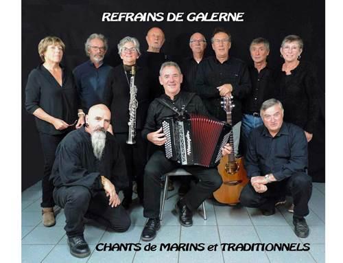 Marché nocturne & concert