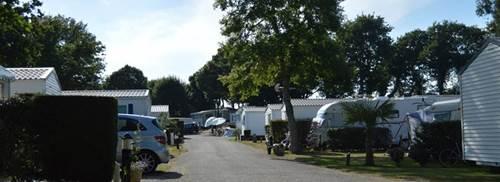 Camping Domaine De Kersial