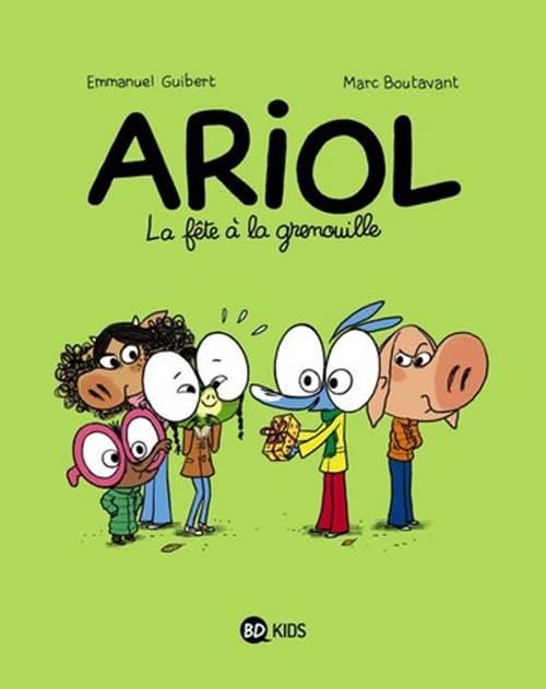 Exposition Ariol