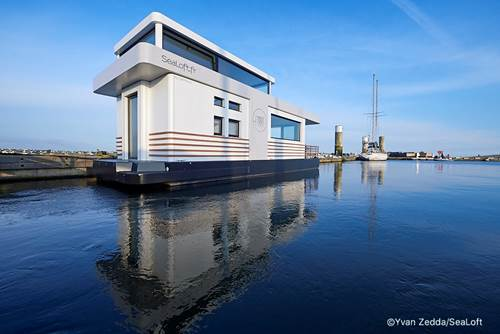 Lodge Boat Lorient