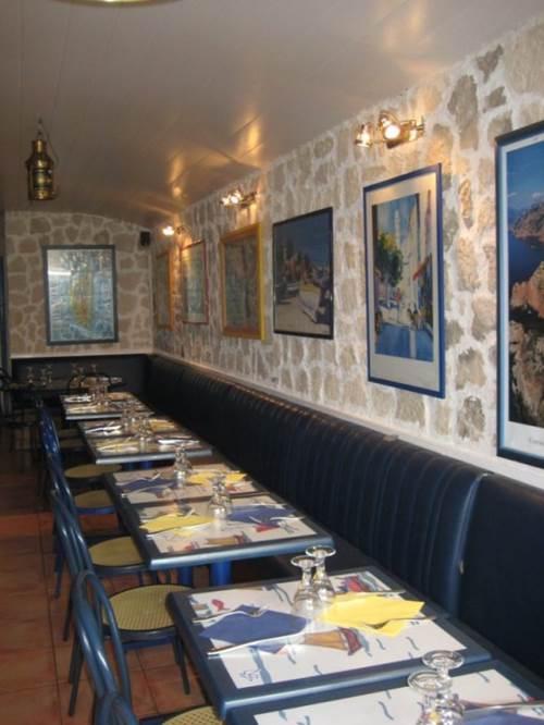 Restaurant Le Porticcio La Paillote