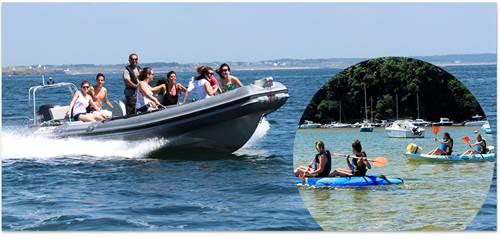Location de bateaux - Laïta Location