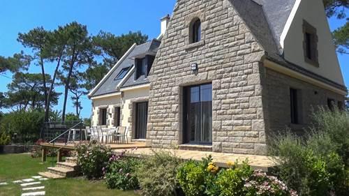 les villas du Golfe du Morbihan