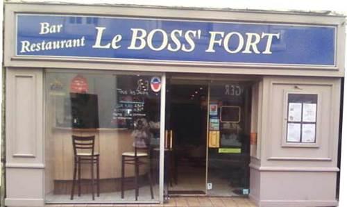 Restaurant Le Boss'fort