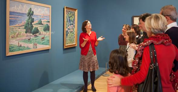 Musée des Impressionnismes, Giverny