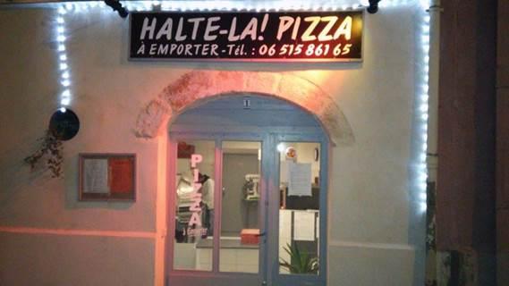Halte La ! Pizza