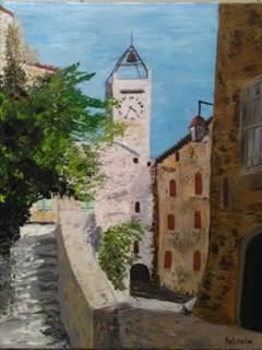 Exposition de peinture : Félicia Butel
