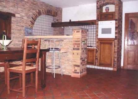 Appartement en centre ville d'Anduze