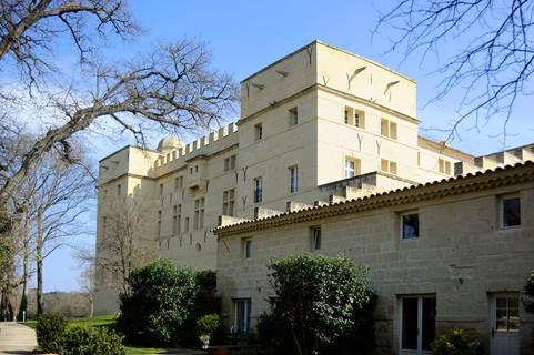 Le Château de Pondres