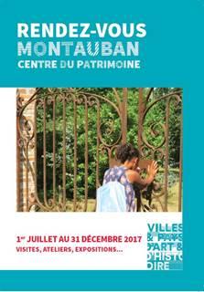 Rendez-vous Montauban du 01/07/2017 au 31/12/2017