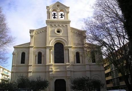 JEP 2020 - Alès, visite du temple protestant