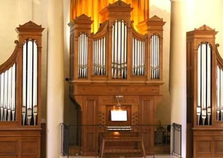 Concert deux trompettes et orgue
