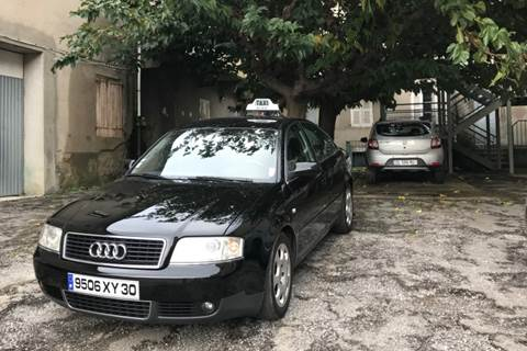 Taxi Alès - Christian Dunis