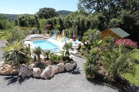 L'Oasis de Boisset - La Villa