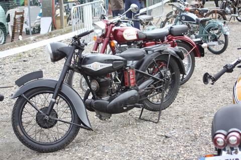 1ère foire à la moto