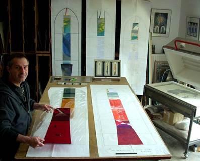 Atelier Vitrail et Céramique