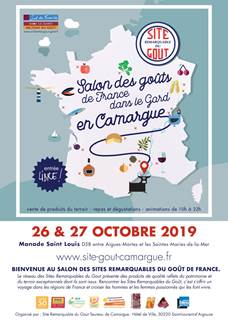 Salon des goûts de France dans le Gard en Camargue