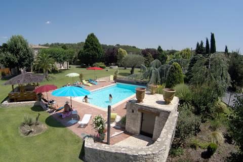L'Oasis de Boisset - Le Mas