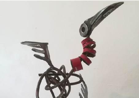Eugénie Bal - Initiation à la sculpture métal