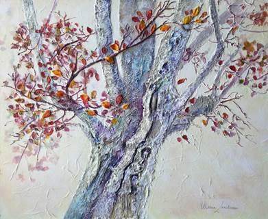 Artiste Peintre Marie Landreau