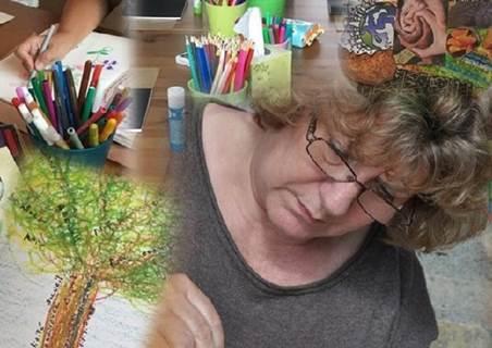 Anne Dewez - Journal créatif