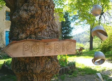 Stages de Poterie, chez Marianne Lacroix - Ateliers PoZéMo