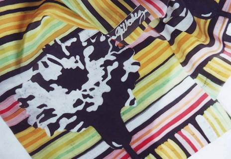 Sylvie Gilhodez - Peinture sur soie