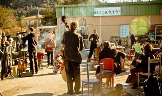 Association la Recyclerie d'Anduze