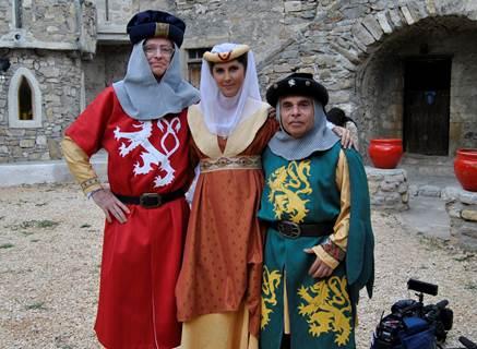 Mas Fabrègue - Gîte Médiéval