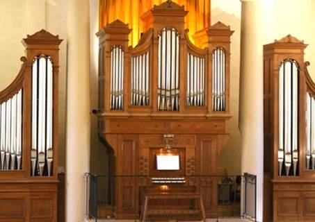 Concert d'orgue : 500 ans de la Réforme 1517-2017