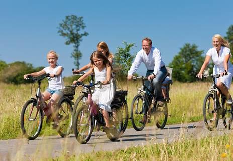 Boucle cyclo-découverte des Prairies
