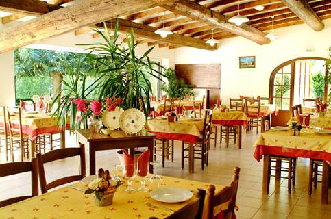 Restaurant Le Pradinas