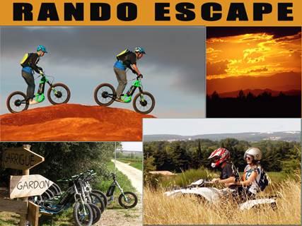 Rando Escape, l'esprit d'évasion