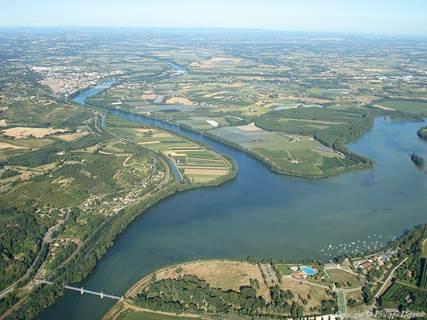 Confluent du Tarn et de la Garonne