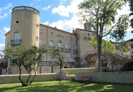 Château de Lézan