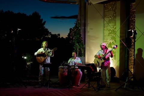 Concert avec Trio Mango